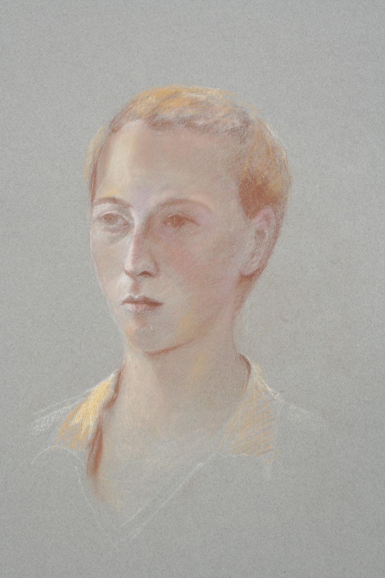 Estudis pertrèits - Études portraits
