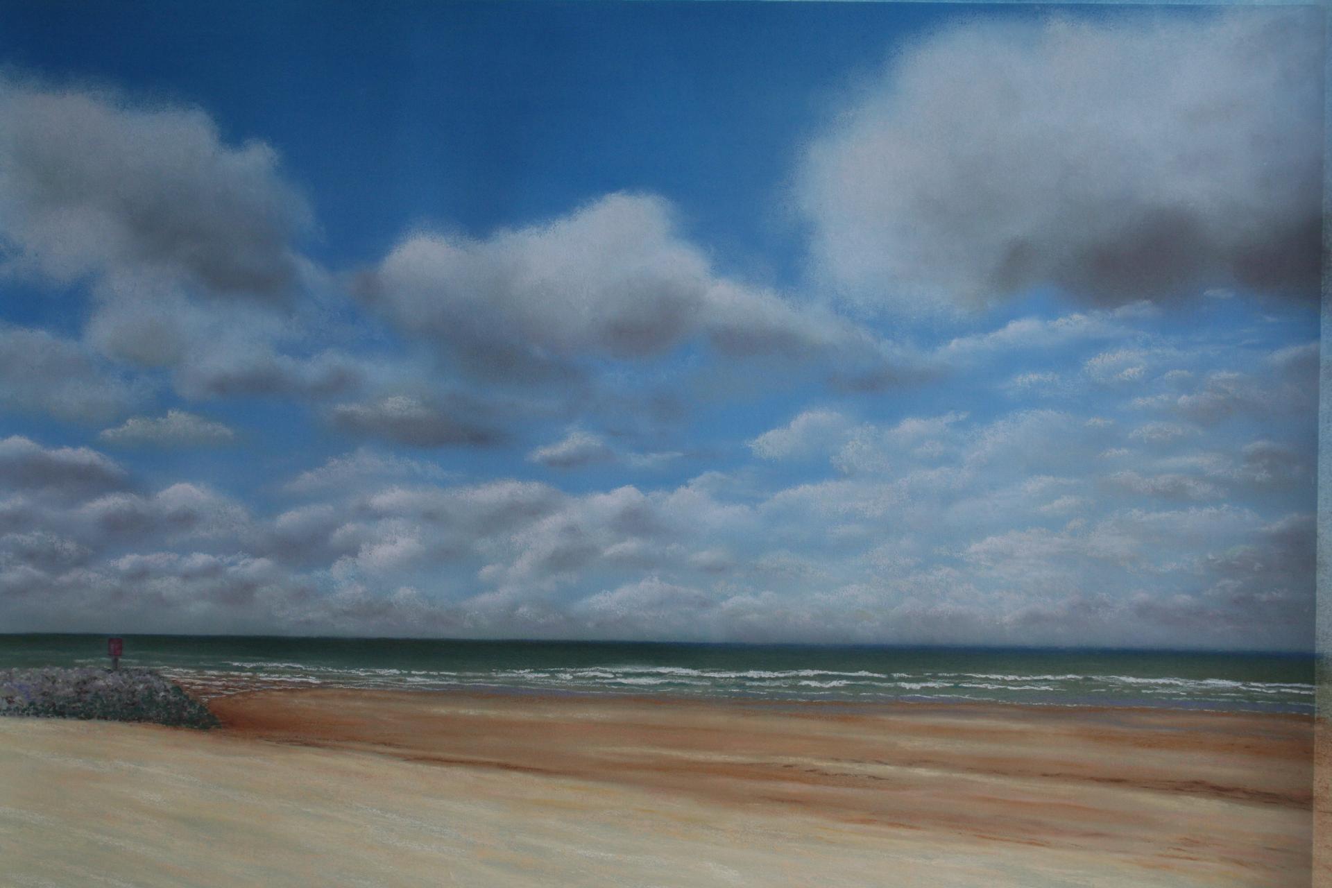 Plaja nòrd a Mar grana